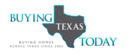 Buying Texas Today / CMG Group Logo
