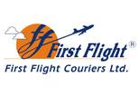 First Flight Courier Logo