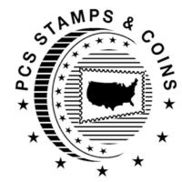PCS Stamps & Coins Logo
