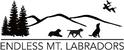 Endless Mountain Labradors Logo