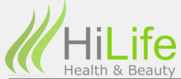 Hi Life Health & Beauty Logo