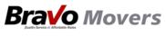 Bravo Moving Company Logo
