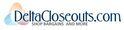 DeltaCloseouts.com Logo