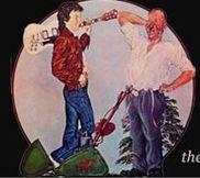Rock Music Memorabilia  Logo