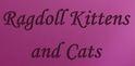 Ragdoll Kittens and Cats Logo