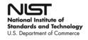 National Institute of Standards & Technology [NIST] Logo