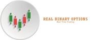 Real Binary Options / RBOptions.com Logo