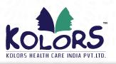 Kolors Health Care India Logo