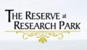 Reserve at Research Park Logo
