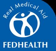 FedHealth.co.za / Fedhealth Medical Aid Logo