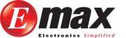 Emax / Max Electronics Logo