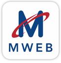 MWEB.co.za Logo