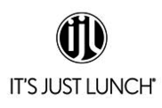 It's Just Lunch International [IJL] Logo