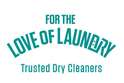 For The Love of Laundry Logo