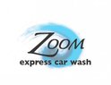 Zoom Express Car Wash Logo