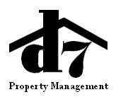 D-7 Property Management Logo
