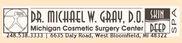 Dr. Michael Gray Logo