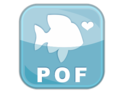 PoF.com / Plenty of Fish Logo