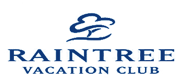 Raintree Vacation Club [RVC] Logo