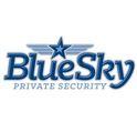 BlueSky Private Security Logo