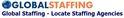 Global Staffing Logo