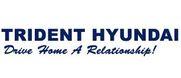 Trident Hyundai Logo