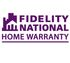 Fidelity National Home Warranty / Fidelity National Financial Logo