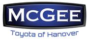 McGee Toyota of Hanover Logo