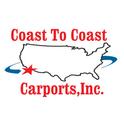 Coast To Coast Carports Logo