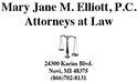 Mary Jane M. Elliott, P.C. Logo