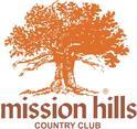 Mission Hills Country Club Logo