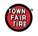 Town Fair Tire Centers Logo