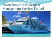 SevenSeas Airports & Seaports Management Logo