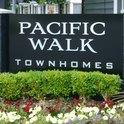Pacific Walk Townhomes Logo