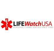 LifeWatch USA / MedGuard Alert Logo