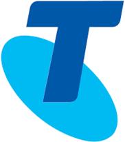 Telstra Corporation Logo