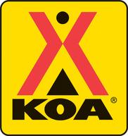 Kampgrounds Of America [KOA] Logo