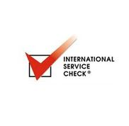 International Service Check Logo