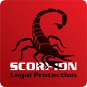Scorpion Legal Protection Logo