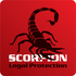 Scorpion Legal Protection Logo