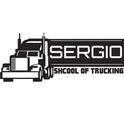 Sergio School of Trucking Logo