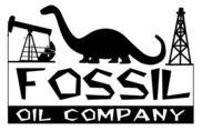 Fossil Oil Company Logo