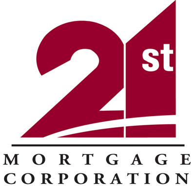 21st Mortgage logo