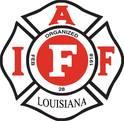 Professional Fire Fighters Association of Louisiana (PFFALA) Logo