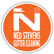 Ned Stevens Gutter Cleaning & General Contracting Logo