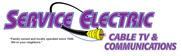 Service Electric Logo