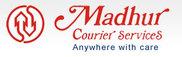 Madhur Courier Services Logo