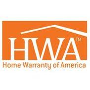 Home Warranty of America [HWA] Logo