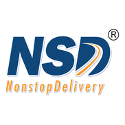 NonStopDelivery [NSD] Logo
