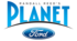 Randall Reed's Planet Ford Logo